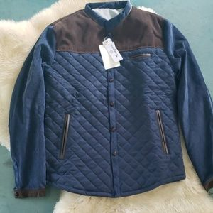 Other - NWT Mens Dress Field Jacket